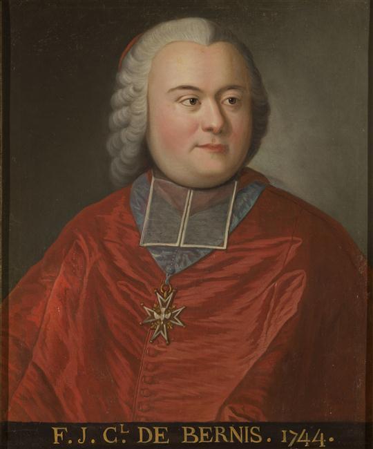 CASANOVA Cardinal de Bernis