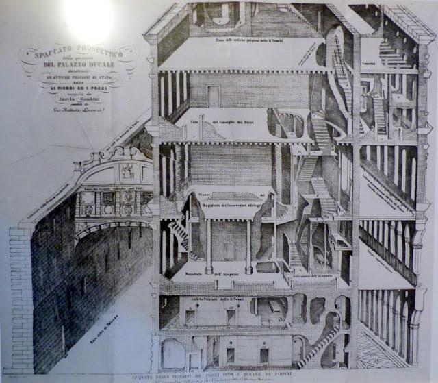 CASANOVA Prison des Plombs