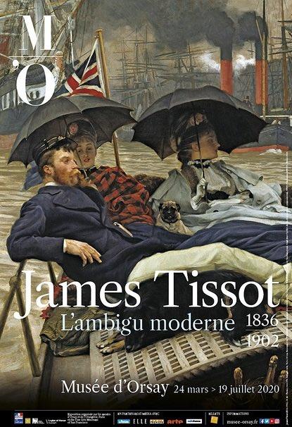 TISSOT au musée d'Orsay