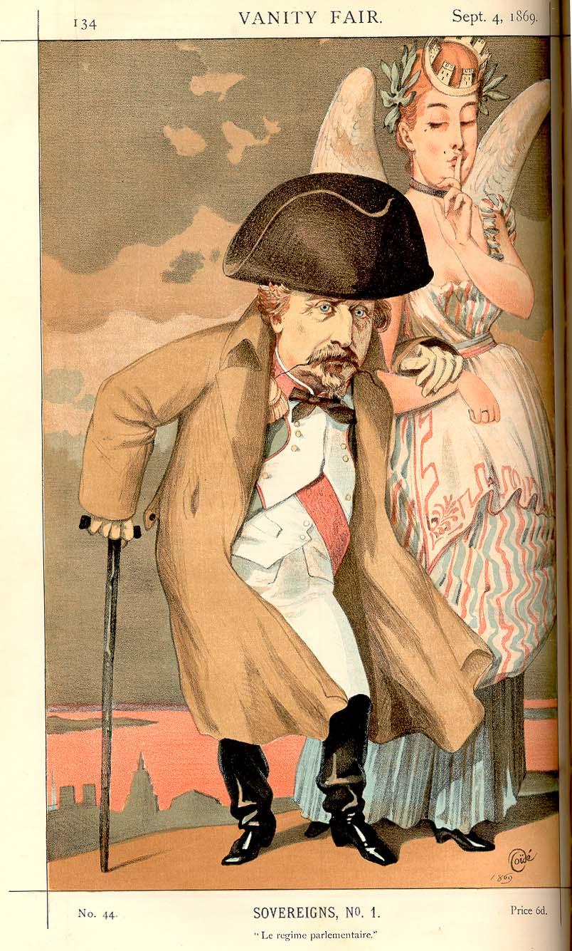 TISSOT Napoléon III Vanity Fair