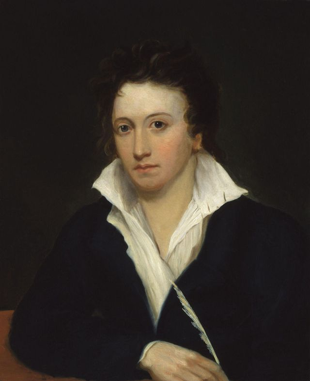 A PERCY BYSSHE SHELLEY