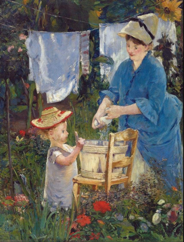 LINGE Edouard MANET