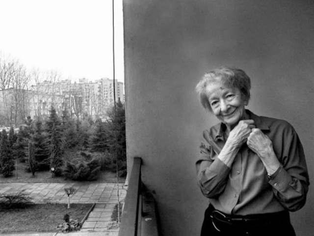 Poétesse Szymborska
