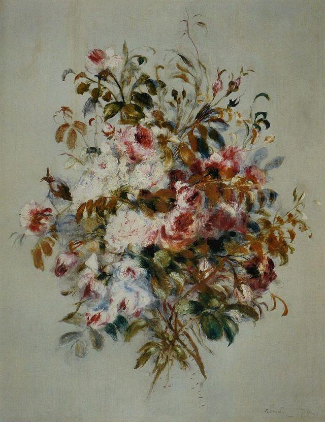 RENOIR Roses 1879