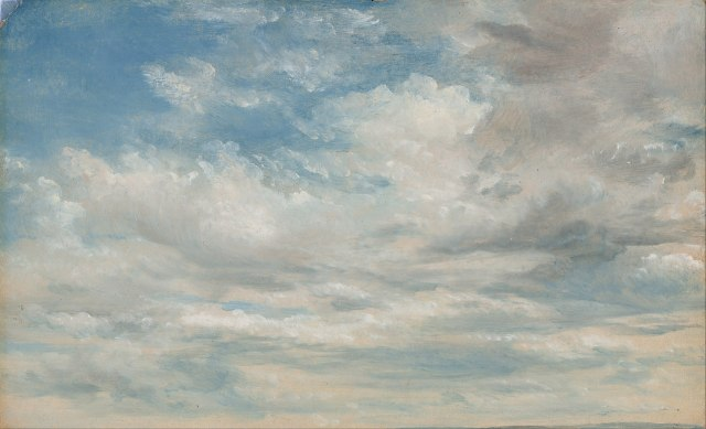 CONSTABLE nuages