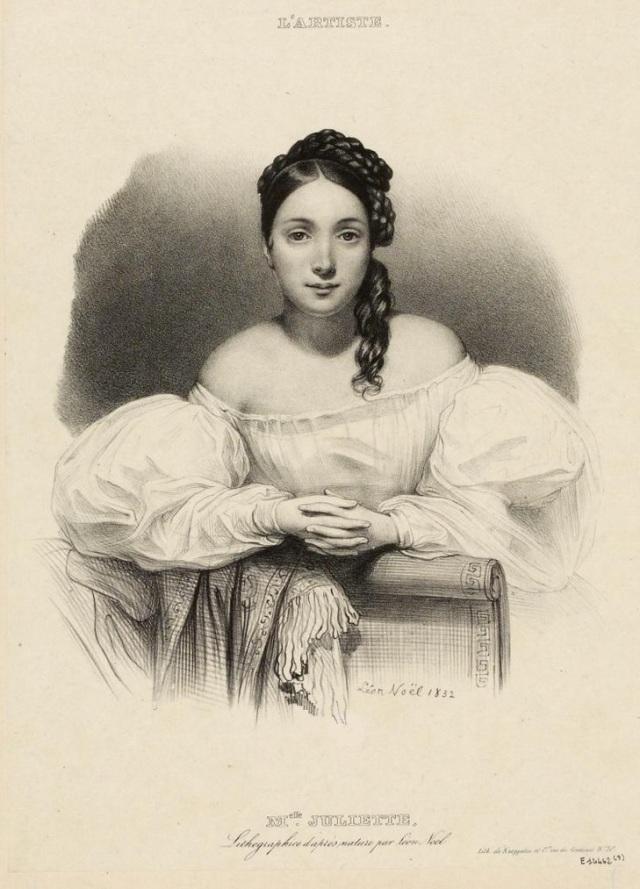 DROUET Juliette