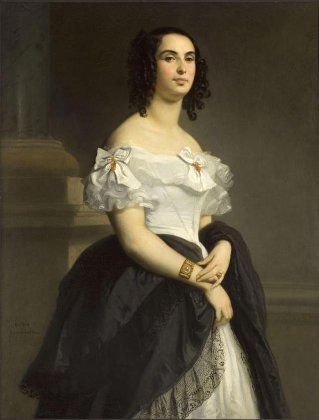 HUGO Adèle épouse de Victor