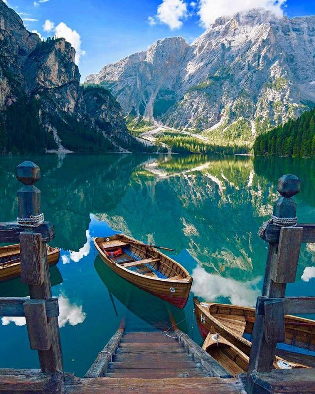 NATURE Parc naturel au Tyrol