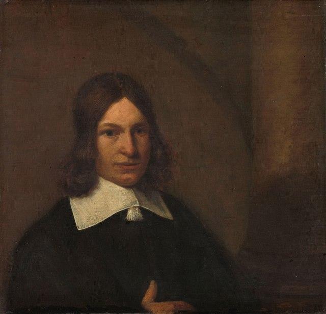 Autoportrait Pieter de Hooch