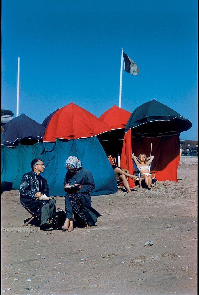 ERWITT Deauville 1965