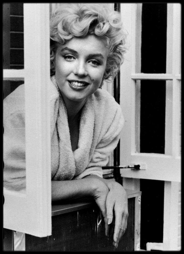 ERWITT Marilyn 1954