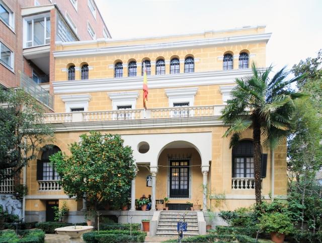SOROLLA MUSEUM in Madrid (Spain).